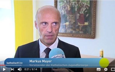 KJF Direktor Markus Mayer im Interview